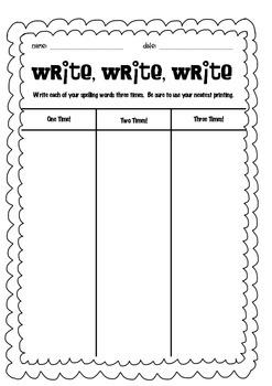 Word Sorts (Word Journeys / Words Your Way) Word Work Worksheet Pack