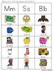 Word Sorts: Feature A (Initial & Final Consonants) from Ganske's Word Journeys