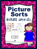 Alphabet Sorts for Initial Sounds