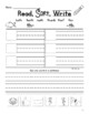 Word Sorts Short and Long Vowels Blends Digraphs R Controlled Vowels BUNDLE