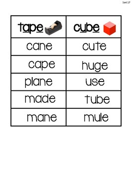 Word Sorts for the Whole Year- Spelling Words