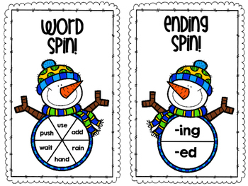 Word Spin Endings