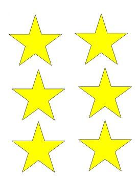 Word Star Gazing