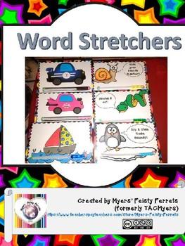 Word Stretchers FREEBIE
