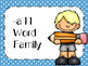 Word Strips with Word Families