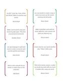 Word Study Activities Multiple Intelligences Focus