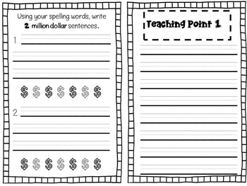 Word Study Booklet