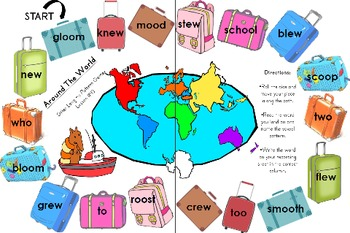 Word Study Games 43 - 46 (Within Word Stage)