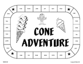 Word Study Games for Short and Long Vowels CVC, CVCe