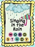 Word Study: Hard & Soft sound (g and c)