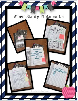 Word Study Lesson Planning Template Grades 2 - 4