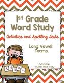 Word Study: Long Vowels (Vowel Teams)