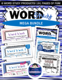 Word Study Mega Bundle