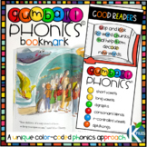 Gumball Phonics™  Bookmark: A Unique Color-coded Phonics Strategy