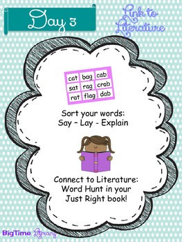 Word Study Posters and Implementation Guide