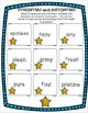 Word Study Practice Set for Grades 3rd - 6th