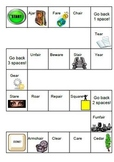 Word Study: R influenced A Board Game