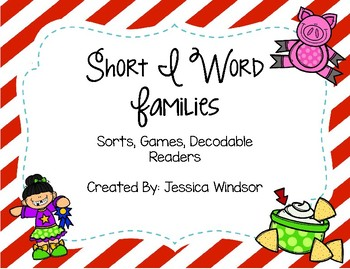 Word Study & Resources - Short I