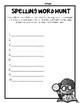 Word Study & Spelling Activities