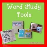 Word Study Tools