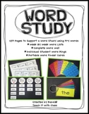 Word Study Unit {A Guide for All Year} Fry