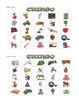Word Study Unit Materials - Feature D Sorts, Letter Name Stage