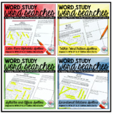 Word Study Word Search Bundle (3rd Edition Aligned)