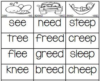 Word Study Word Sorts Emergent, Developing & Fluent Reader BUNDLE {Primary}