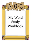 Word Study Workbook