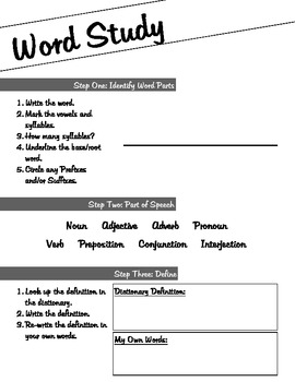 Vocabulary Worksheets 5Th Grade Worksheets for all | Download and ...