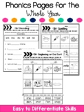 Word Study Worksheets for the Whole Year | EL Education Sk