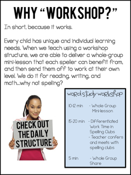Word Study Workshop PREVIEW CATALOG