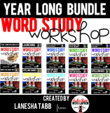 Year-Long Word Study Workshop THE BUNDLE!