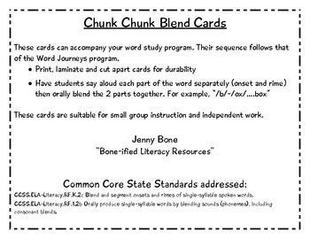 Word Chunk Activities & Worksheets | Teachers Pay Teachers