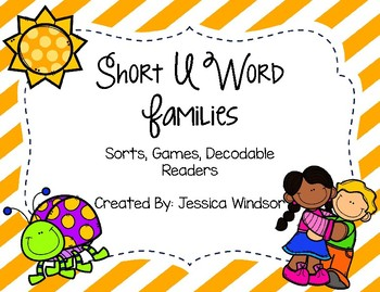 Word Study and Resources - Short U