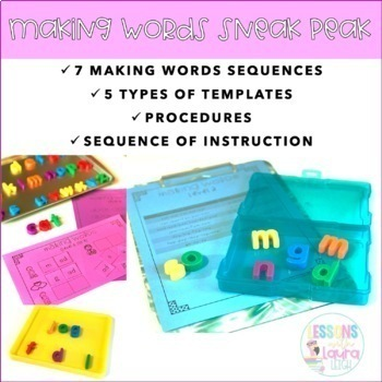 Word Study for Guided Reading Level B