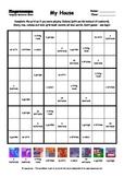 Word Sudoku to Learn English: My House