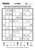 Word Sudoku to Learn French: La météo