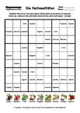 Word Sudoku to Learn German: Die Nationalitäten