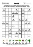 Word Sudoku to Learn German: Gemüse
