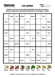Word Sudoku to Learn Spanish: Los países