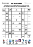 Word Sudoku to Learn Spanish: Los pasatiempos