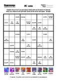 Word Sudoku to Learn Spanish: Mi casa