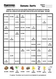 Word Sudoku to Learn Spanish: Semana Santa