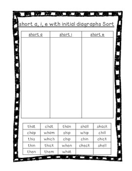 Word Their Way Letter Name Alphabetic sort 41