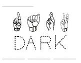 Word Time: Dark