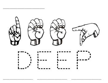 Word Time: Deep
