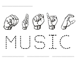 Word Time: Music
