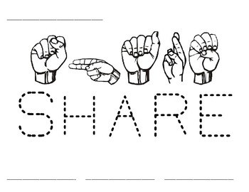 Word Time: Share