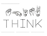 Word Time: Think